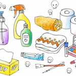 爪水虫・爪白癬に目薬やマキロンは殺菌消毒薬として効く?